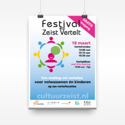 cz poster festival Zeist Vertelt