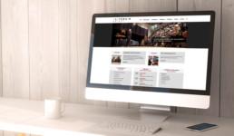 Literair Zeist homepage